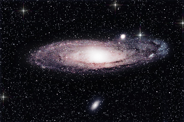 ultra high resolution andromeda galaxy - photo #7