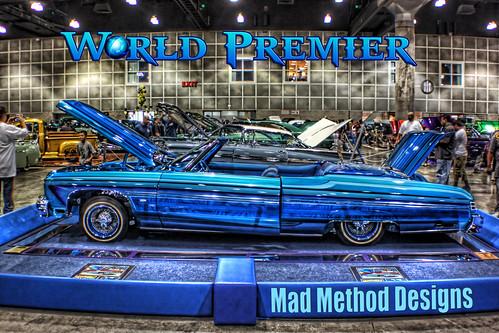 Torres Empire Car Show Los Angeles