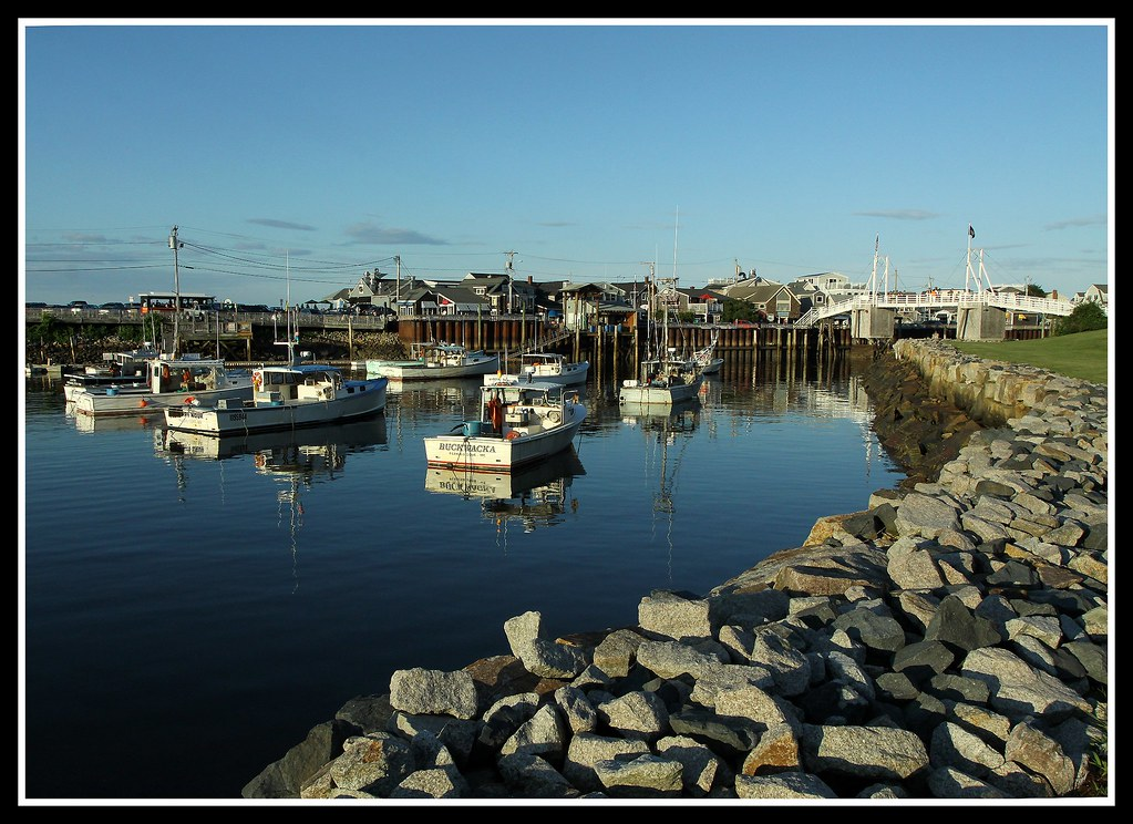 Fishing boats perkins cove maine richie hannapple flickr for Fishing jobs in maine