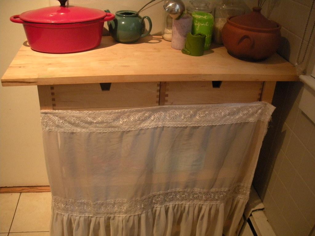 ... Ikea FÖRHÖJA Kitchen Cart, Birch, 80$   By Limonagaci