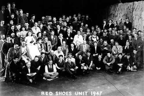 Unit Photograph of the Cast & Crew of The Red Shoes (1948) - 2000