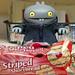 Uglyworld #1166 - Stripereds Shortiebreaders (Project BIG - Image 179 - 365)