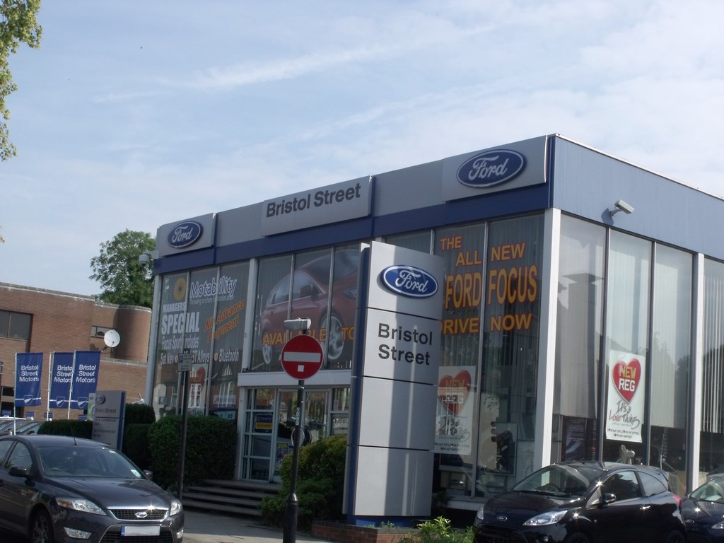 Bristol Street Motors Burton Used Cars