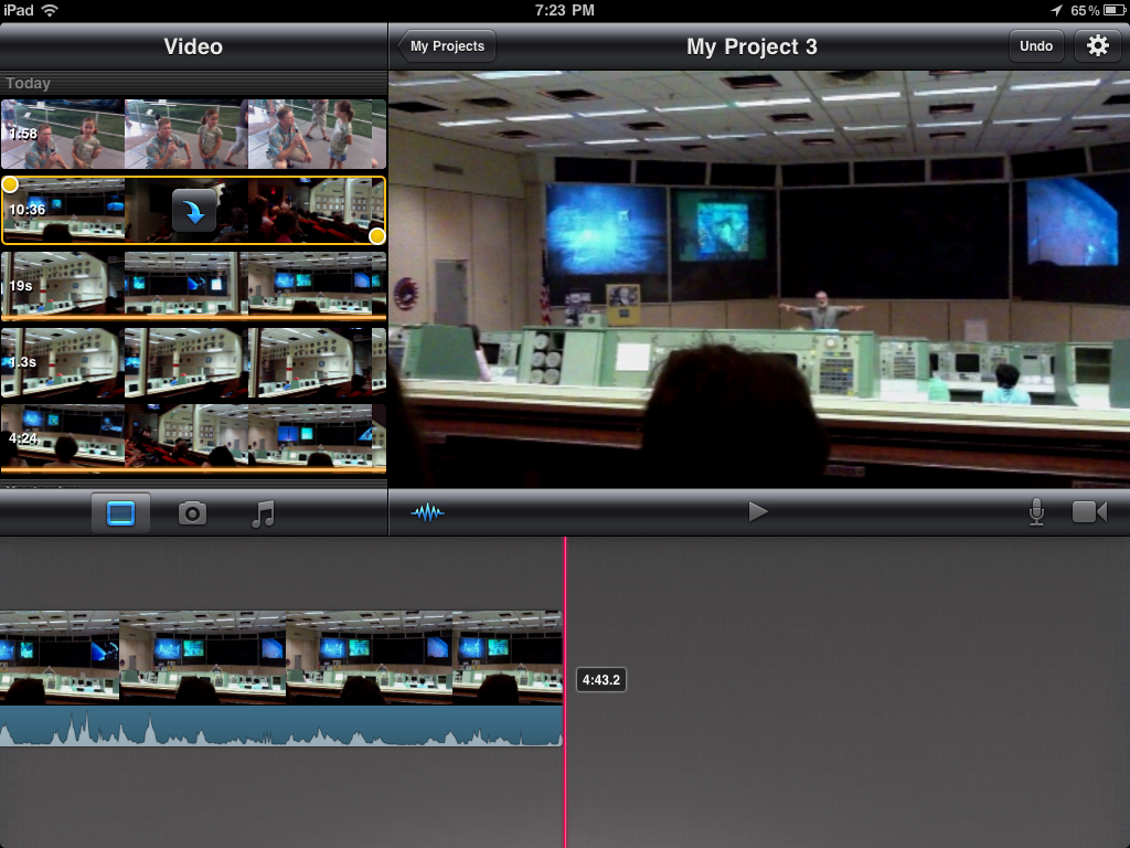editor de vídeo