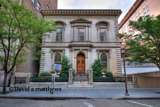22 Garfield Place the Fechheimer Mansion Cincinnati