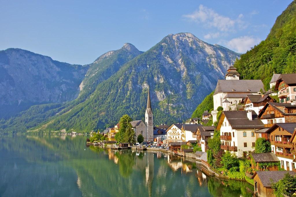 Image result for HALLSTATT, AUSTRIA