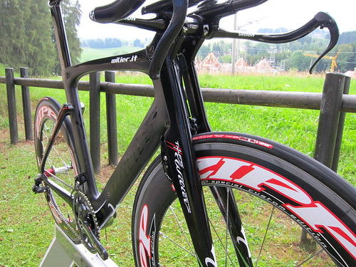 Wilier TwinFoil TT Bike | by Competitive Cyclist Photos