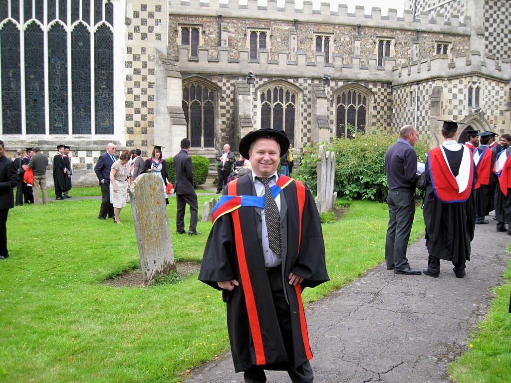 University of Bedfordshire Graduation Ceremony July 2011   Flickr