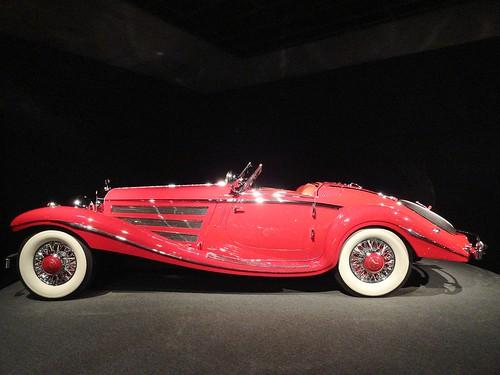 1937 Mercedes Benz Model 540k Special Roadster The