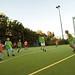 Childrens Football - Tuscany, Italy