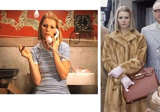 Fictional fashion icon: Margot Tenenbaum | by Célèste of Fashion is Evolution