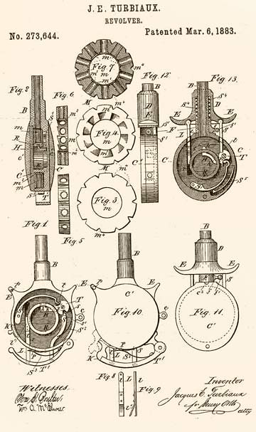 Patent by Turbiaux for...
