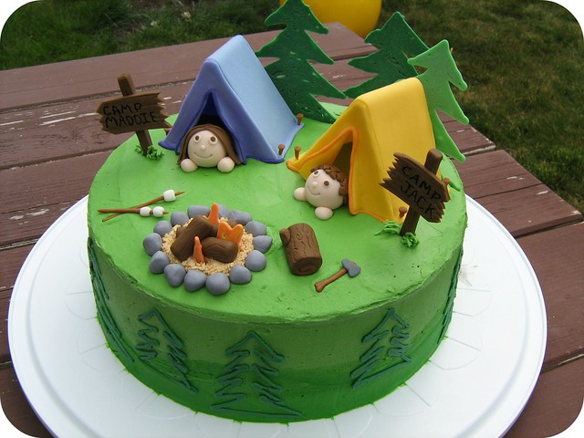 What To Take As A Birthday Cake To Camp