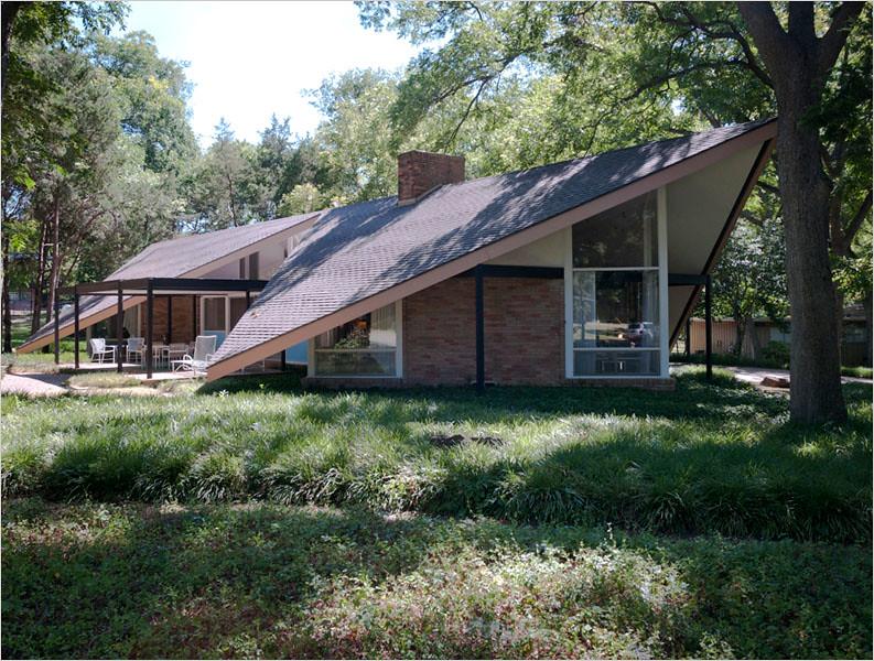 Mid-Century Modern Home, Dallas (Lake Highlands Area) | Flickr