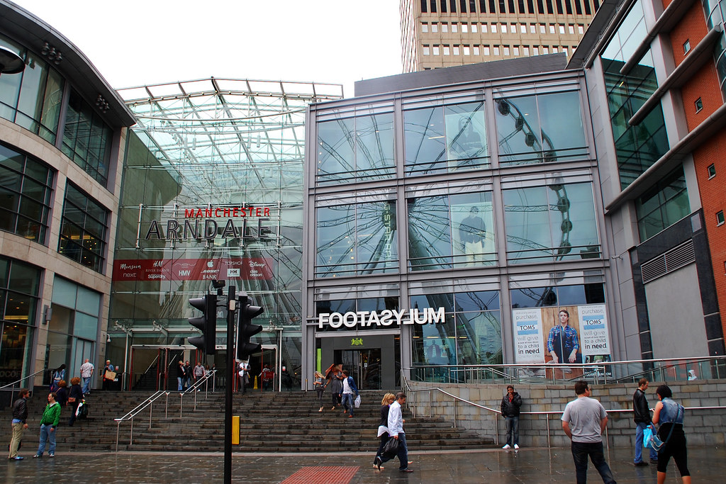 Apply to Manchester Arndale jobs now hiring on lolapalka.cf, the world's largest job site.