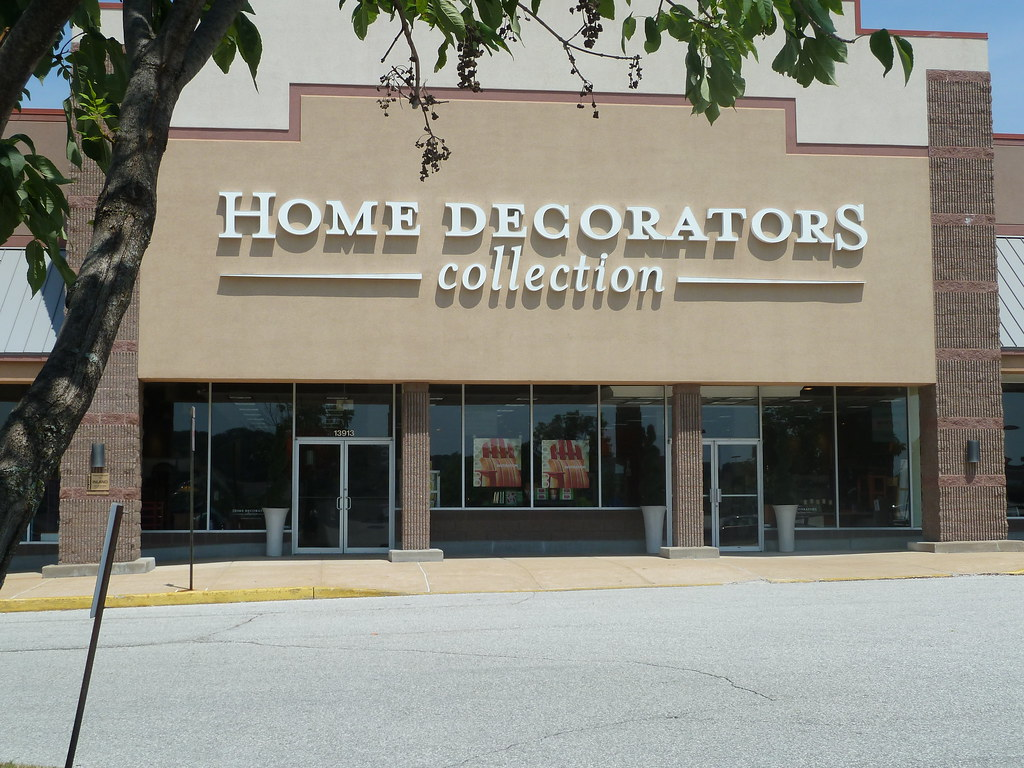 Home decorators collection store front shopping trip blogg flickr - Home decorator stores online collection ...