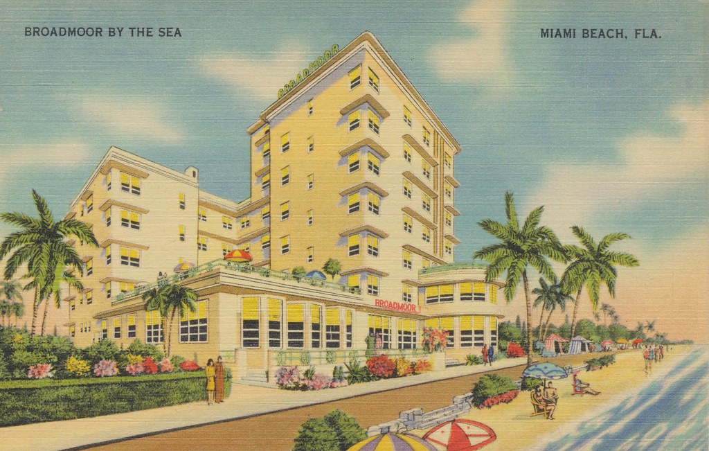 Hollywood Hotel Miami Florida