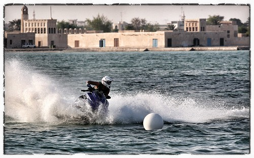 Personal water craft racing | by حسام بشار الخضر Hussam Al Khoder