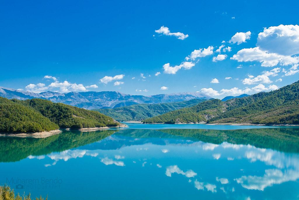 Bovilla Lake: Tirana, Albania