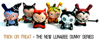 'Trick or Treat' : New Lunabee Dunny Series | by Lunabee ^_^