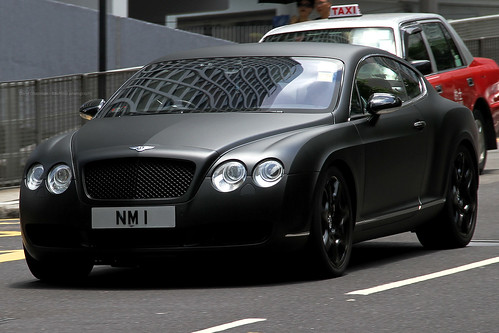 Bentley Continental Gt Nm1 Central Hong Kong That S