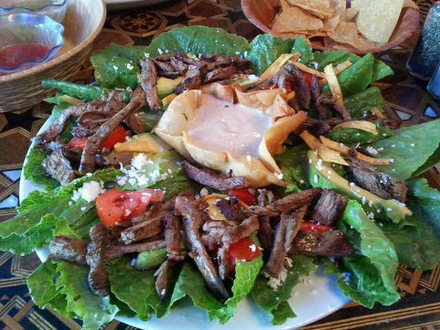 Rosepepper 39 S Caesar Salad Rosepepper Cantina Flickr