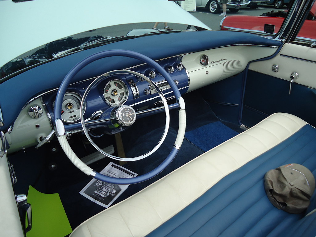1955 chrysler new yorker deluxe convertible custom cab flickr. Black Bedroom Furniture Sets. Home Design Ideas