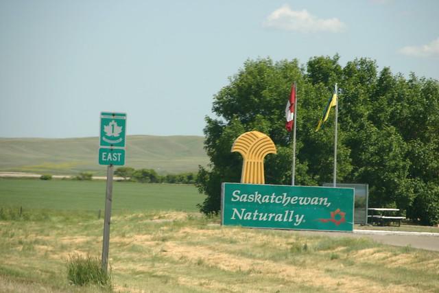 Saskatchewan part 1
