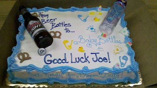 Birthday Cake Ideas For New Dad