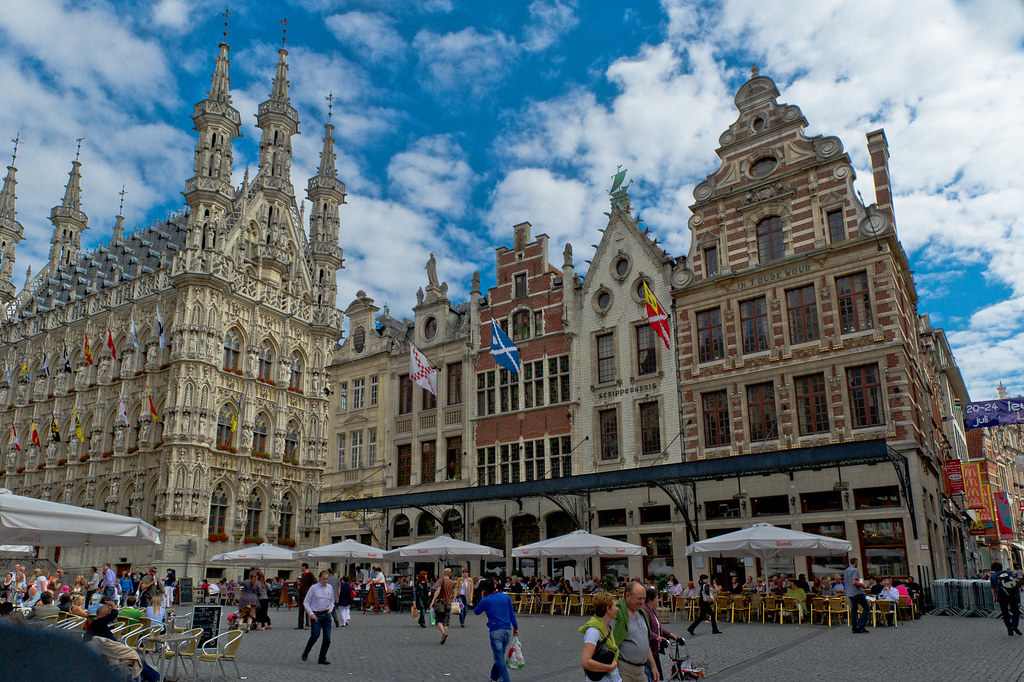 Leuven Belgium - More information