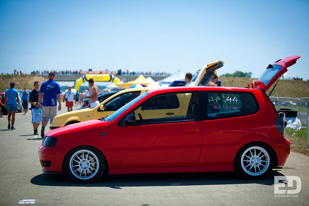 VW Polo 6N2 | Taxi Bar Street Race @Gradiška Petar's Polo GT ... Volkswagen Up