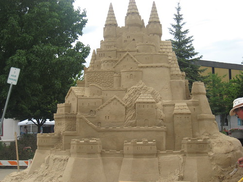 Sand Sculptures Day 5 | by Mount Pleasant Wow