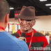 Freddy Krueger does an interview - only at comic con!