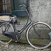 Old bicycle at the Zuiderzeemuseum, Enkhuizen