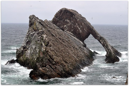 Bow Fiddle Rock | by Seònaid