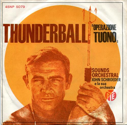 John Schroeder Orchestra Working In The Soul Mine