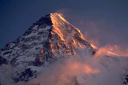 K2 Mountain Map K2,喬戈里峰 | K2 (Second-Highest Mountain on Earth): en.wikipedi ...