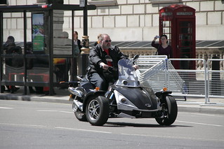 Trike on Whitehall | by Ian Press Photography