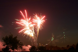 Firework display | by BritIslam