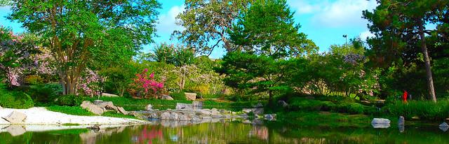 Japanese Garden Hermann Park Houston Tx Flickr Photo Sharing