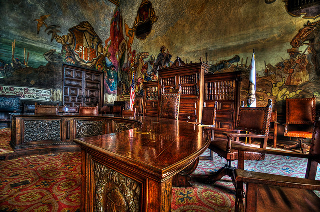 Mural room santa barbara courthouse flickr photo sharing for Mural room santa barbara courthouse