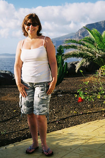 249 - Christine at Tenerife | by Gary Forrest