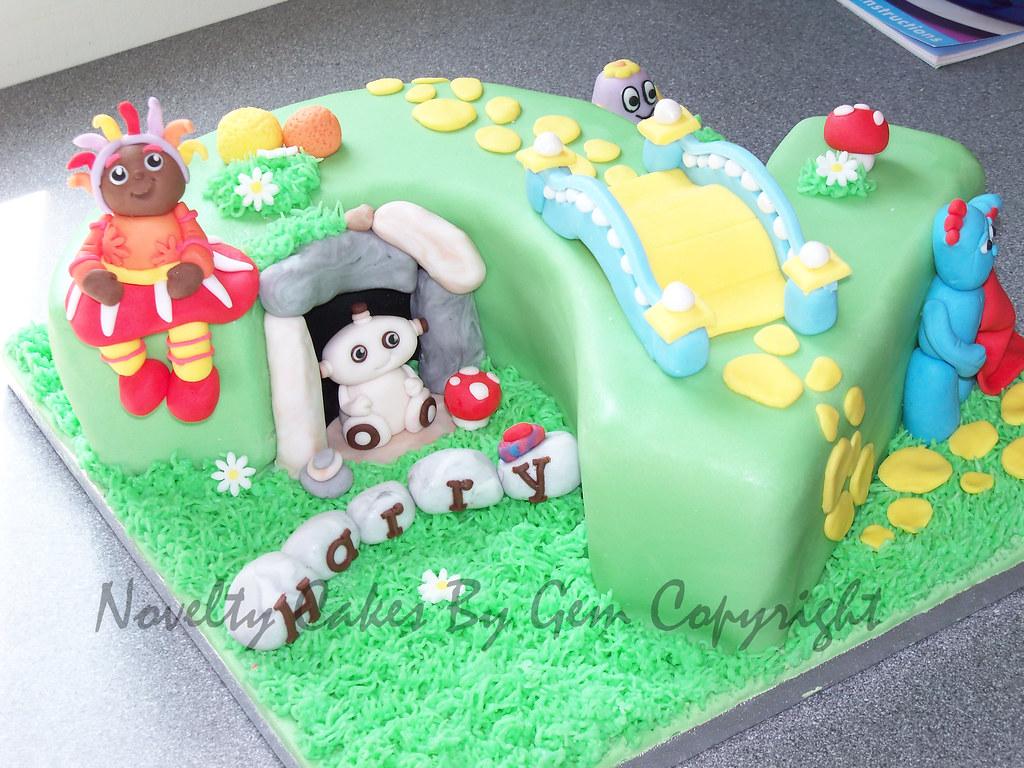 In the night Garden cake birthday cake with iggle piggle u… | Flickr