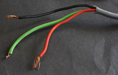 Electrical wiring colours, pre-2004 IEE-10062011. Red is l…   Flickr