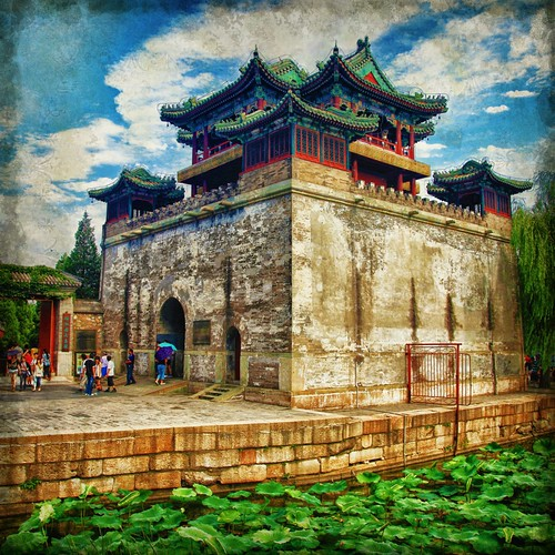 East Gate Summer Palace, Beijing | by PCsAHoot - Dipping toes in...