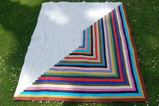 Stairway to Heaven Quilt Top | by Latifah Saafir Studios