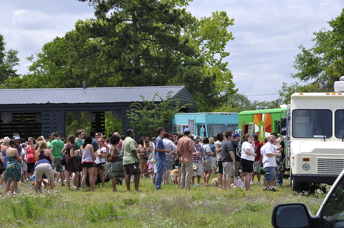 Food Truck Rodeo Cary