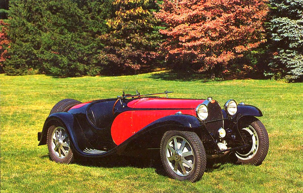 Bugatti Long Island