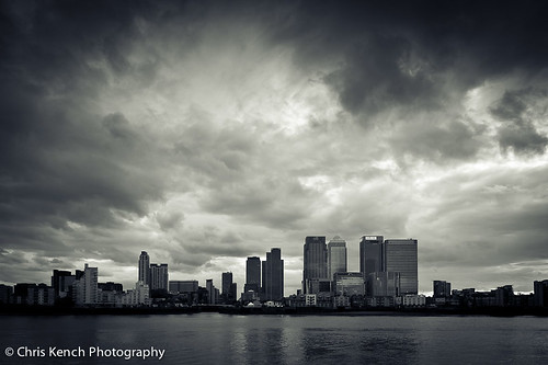 Canary Wharf | by www.chriskench.photography