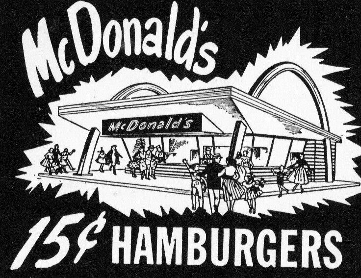 mcdonald s ad 1960 patricksmercy flickr